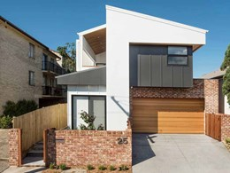 Balmain Sandstock bricks add to timeless aesthetic of Merewether home