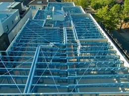 Light gauge steel framing a smarter choice at Balwyn apartments