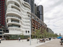 Reducing the carbon footprint in Barangaroo project