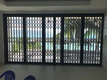 ATDC's retractable security shutters