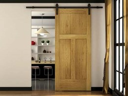 Selecting door systems for small space living