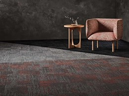 Signature's Raw Elements carpet tile collection: grounded and down-to-earth