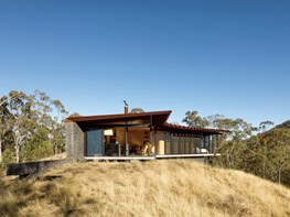 Small but impactful architecture: Bellbird Retreat