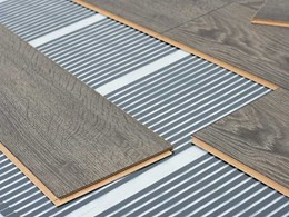 Choosing the best flooring for underfloor heating