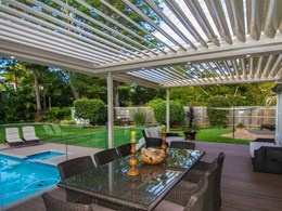 Horizontal or perpendicular? Choosing the best direction for your louvres