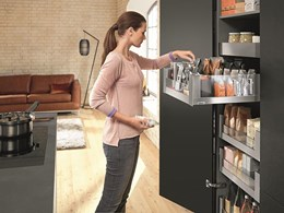 SPACE TOWER: The ultimate pantry solution