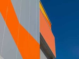 Bondor's new insulated architectural facade system inspires