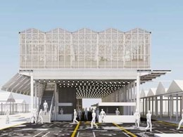 Revision reduces new Queen Victoria Market pavilion's footprint