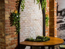 Get the exposed brick look in your interiors with Brick Facings from PGH