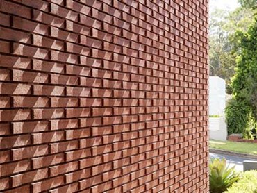 Bricks are naturally strong and durable