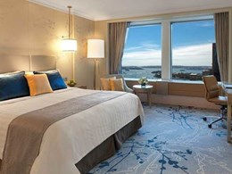 Brintons customises Axminster carpet designs for multi-award winning Shangri-La Hotel, Sydney
