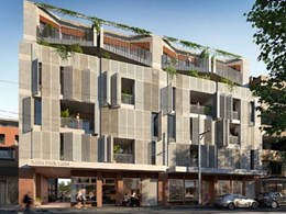 New six-storey sustainable residential project approved for Brunswick