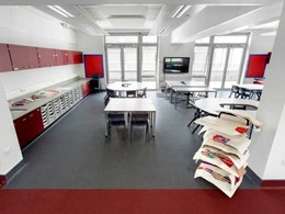 Altro XpressLay safety flooring installed at £25 million Kettering Buccleuch Academy