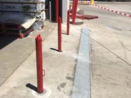 49 Bunnings stores secured with Sentinel security bollards