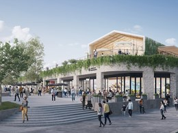 Will this become the world's most sustainable shopping centre?