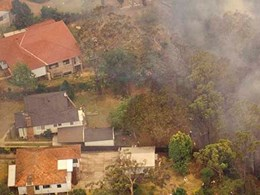 Protecting your home in a bushfire