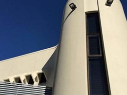 Caloundra Events Centre gets a complete makeover with ROCKCOTE render and paint system