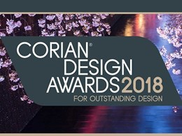 Grand Prize Winners announced for 2018 Corian® Design Awards