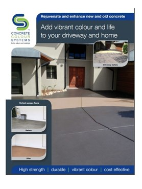 CCS Colour Master Sealer brochure