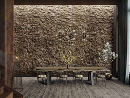 Stunning and sustainable: Havwoods' cork cladding collection