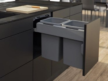 Concelo waste bins for kitchens