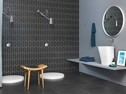 Closer by Zucchetti wall-mounted showers now available at Candana