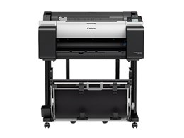 Canon's new imagePROGRAF TM series large format inkjets for CAD/ poster printing