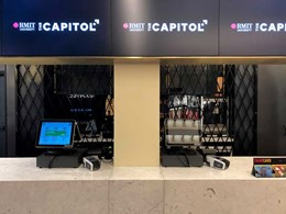 Melbourne's heritage listed Capitol Theatre secured with ATDC's expanding doors