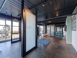 Capral's Architectural Design Showroom in Docklands