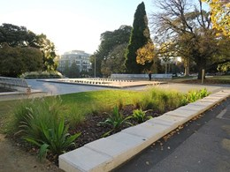 New sunlight access control for Melbourne's parks puts development in the shade