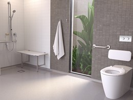 Care Cleanflush suites deliver superior hygiene in health and aged care applications