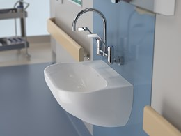 Caroma's G Series+ tapware range to assist with infection control