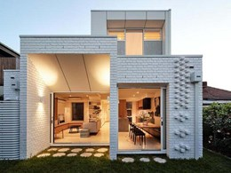 Alspec framing enhances light and insulation in Northcote home addition