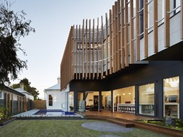 New Cemintel™ cladding panels reference Australian landscapes to enable unified designs