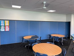 Multi-million-dollar Melbourne school upgrade to feature Bildspec operable walls