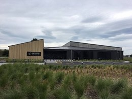 Kingspan supports controlled environment of rebuilt National Archives Building, Christchurch
