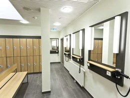 USG Boral plasterboards for wet area fitouts