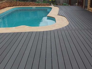How futurewood s composite decking offers a cost effective for Alternative to decking
