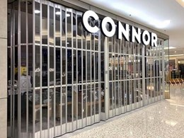 ATDC folding doors installed at RAG's Connor store