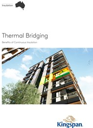 Thermal bridging: Benefits of continuous insulation