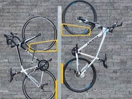 Create a world-class end-of-trip facility with Cora Bike Rack products