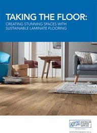 Taking the floor: Creating stunning spaces with sustainable laminate flooring