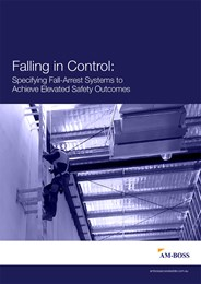 Falling in control: Specifying fall-arrest systems to achieve elevated safety outcomes