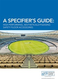 A specifier's guide: High performing, aesthetically-pleasing safety floor accessories