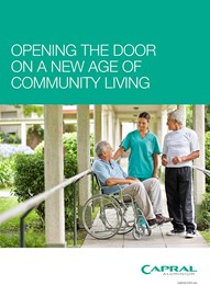 Opening the door on a new age of community living