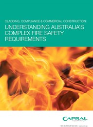 Cladding, compliance & commercial construction: Understanding Australia's complex fire safety requirements