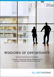 Windows of opportunity: A guide to improving energy performance of heritage buildings with retrofit glazing