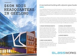 Sustainable dynamic glazing for thermal control