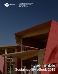 Hyne Timber Sustainability Awards eBook