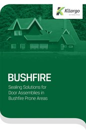 Guide to sealing solutions for door assemblies in bushfire prone areas